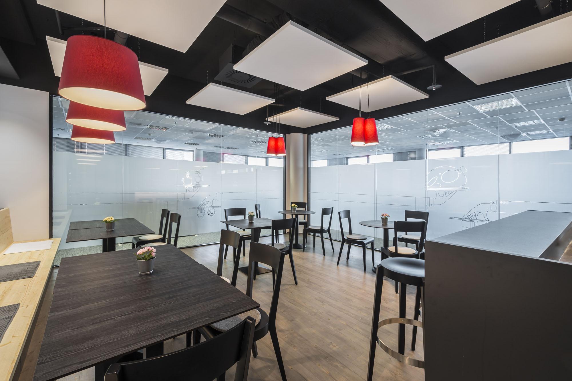 -Fresh up- irodák az ott dolgozók kényelméért