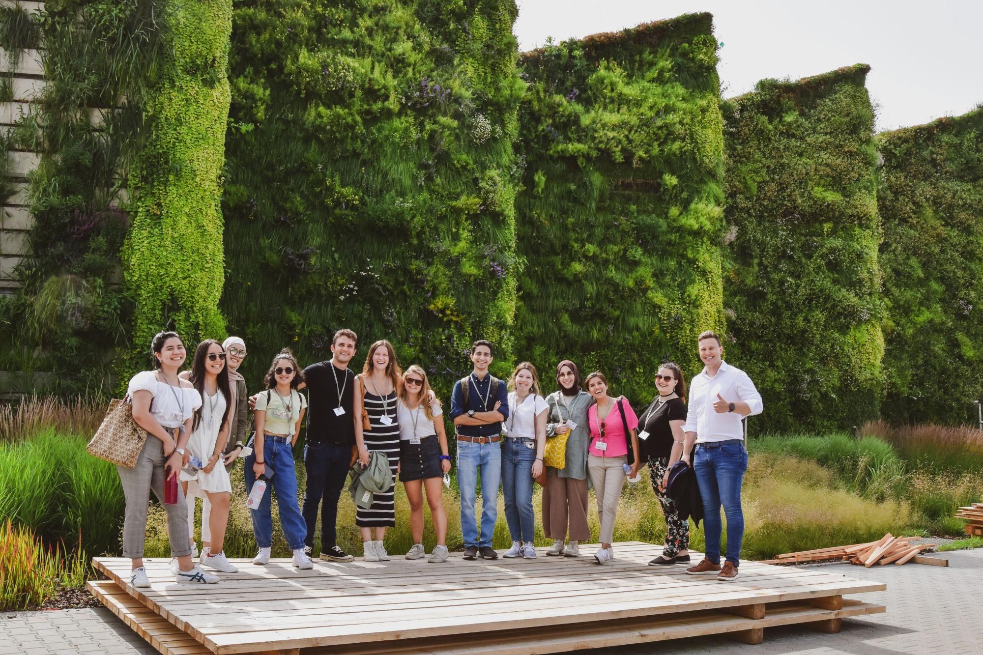 Inspiráció – fiatal építészeknek