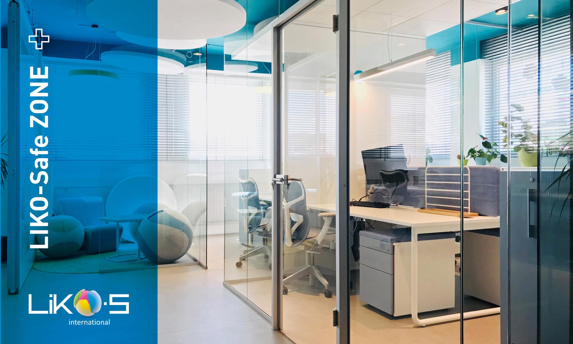 LIKO-Safe ZONE a biztonságos és egészséges munkakörnyezetért