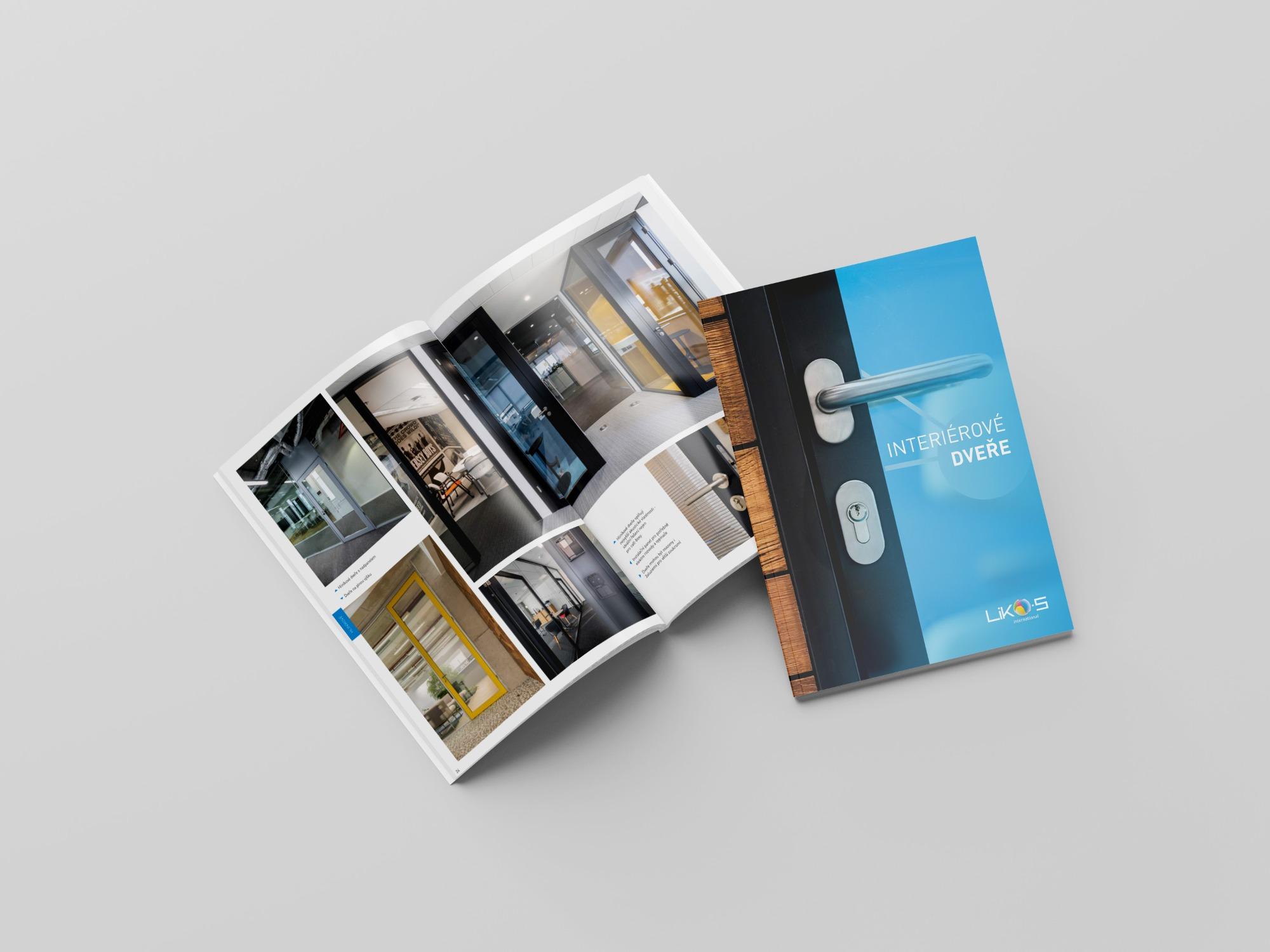 Megjelent új Beltéri ajtók brosúránk!