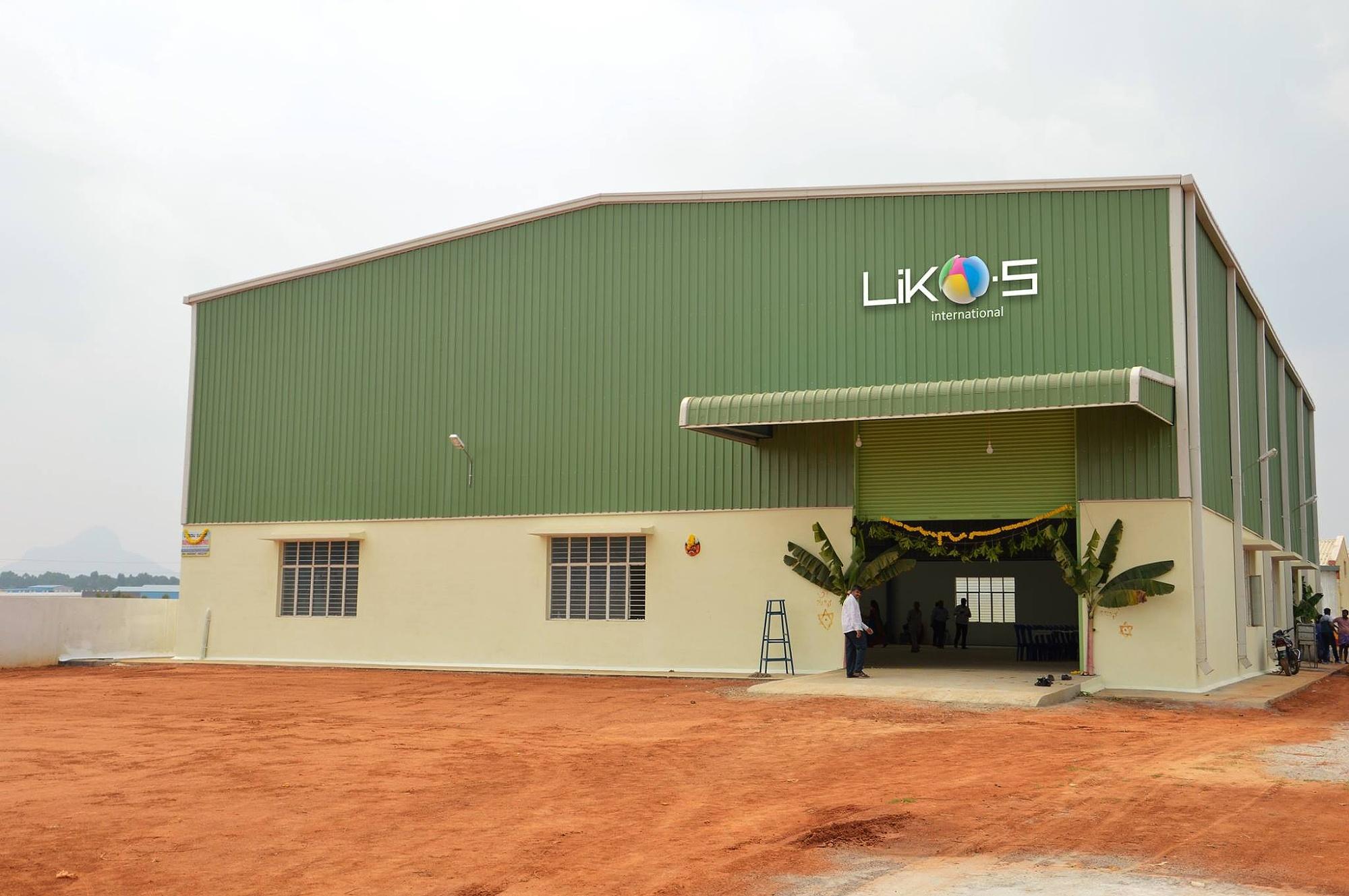 A LIKO-S India teljes gőzerővel indult útjára