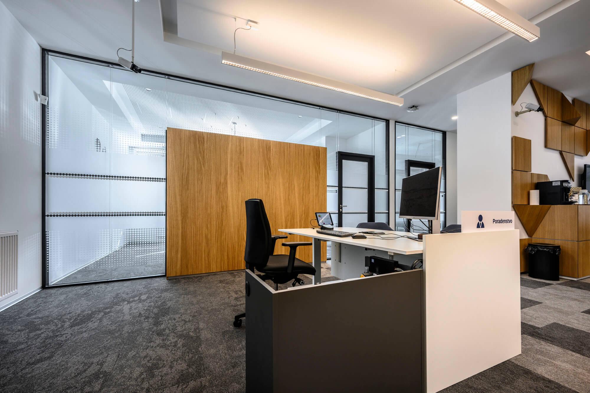 A MICRA II minden irodának eleganciát kölcsönöz